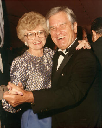 Lt. Governor (at the time) & Mrs. Mixson, 1983