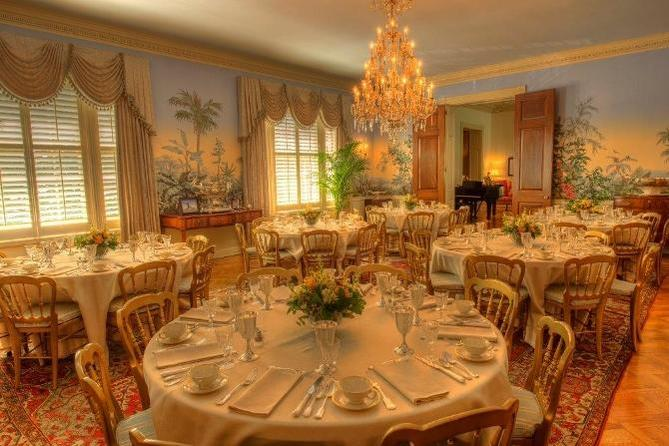 state dining room / areas of the mansion / the people's house